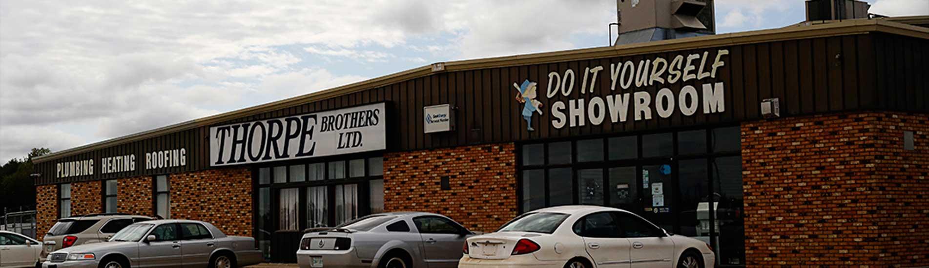 Thorpe Storefront