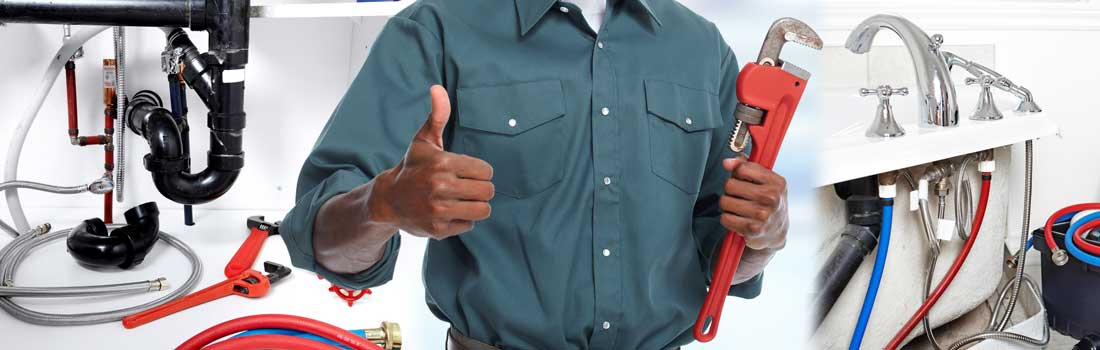Plumber Giving Thumbs Up